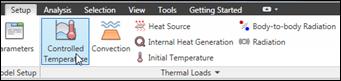 Autodesk Simulation Controlled Temperature