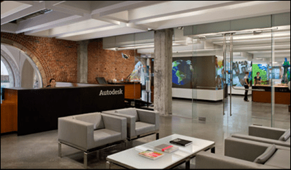 Autodesk | Good News from San Francisco