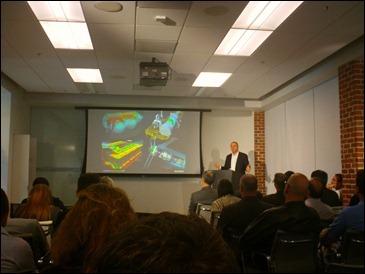Scott Reese and Simulation at Autodesk Media Summit 2012