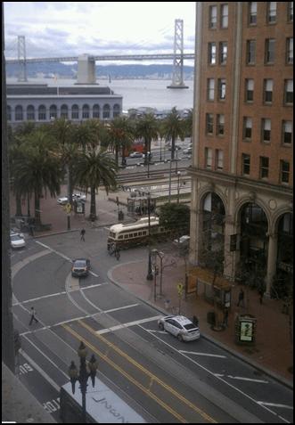Autodesk at Market Street San Francisco