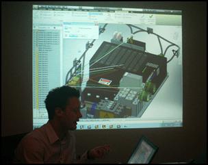 Product design at Autodesk Media Summit 2012
