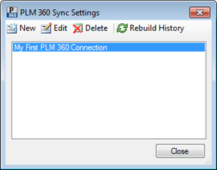 PLM 360 | Vault Professional 2013 PLM 360 Sync Tool Released