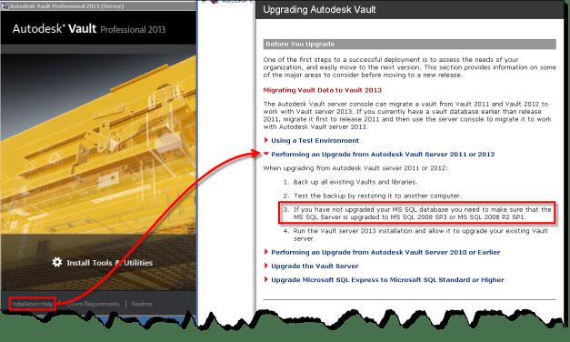 Vault   Error 29001 when installing Autodesk Vault ADMS 2013