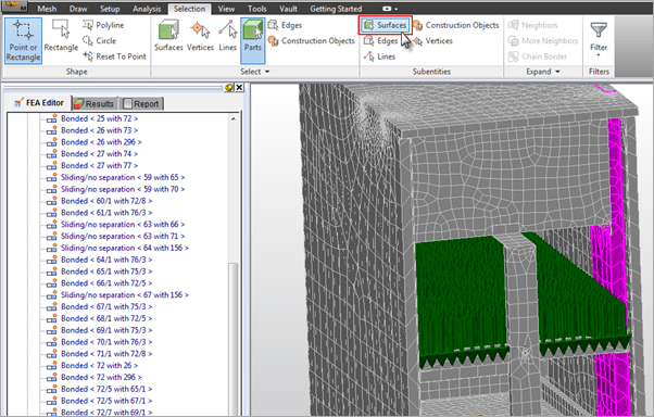 Autodesk Simulation Mechanical 2013 Tip