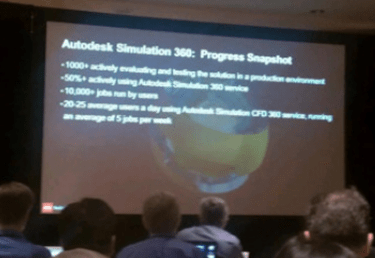 Simulation 360 3 month adoption is better than I expected.  Sim 360 is bad ass. #au2012