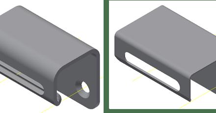 Inventor | Sheet Metal Parameters