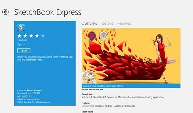 Autodesk and Windows 8