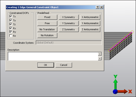 Autodesk Simulation Mechanical Constraints
