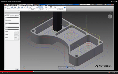 HSM Express integrated in Autodesk Inventor Available Now