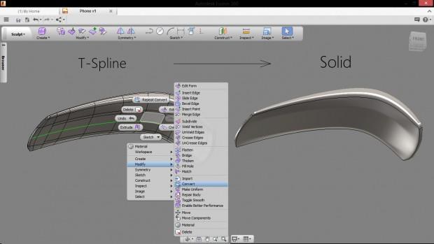 Design using Autodesk Fusion 360 – Part 2