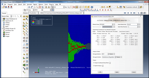 Autodesk Simulation Composite Analysis