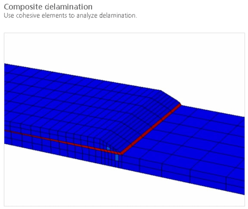 Autodesk Simulation Composite Analysis Delamination