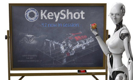 Luxion Announces KeyShot 4.2