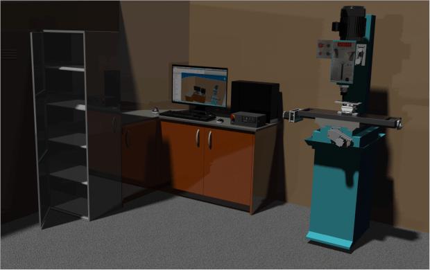 Autodesk University 2013 CNC CAM Cut Files