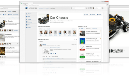 Autodesk 360 Previews Powerful Collaboration