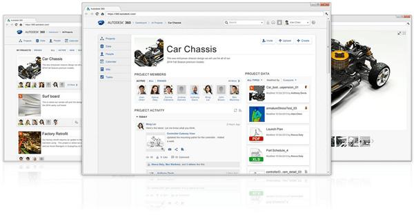 Autodesk 360 Project Orientation