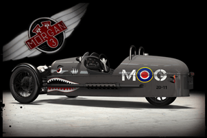 Design for Morgan Motors Contest