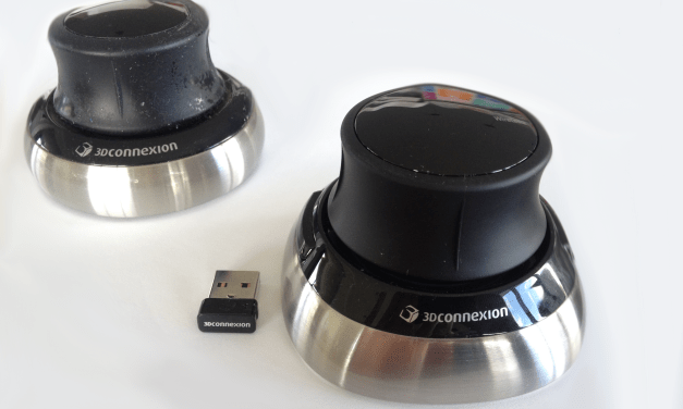 My time with 3Dconnexion's SpaceMouse Wireless
