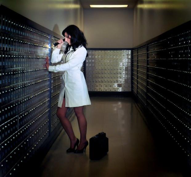 Homeland - Paul Dyson - Vault 2015 Items & BOM