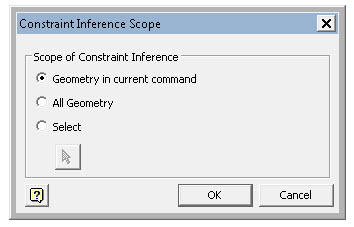 Inventor 2015 Constraint Inference Scope