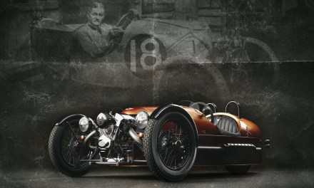 Morgan Motor Company Design Visualization Competition Winner