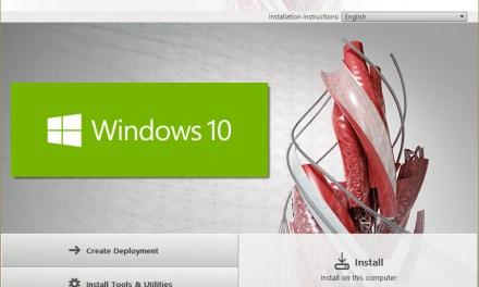 Will AutoCAD install on Windows 10?