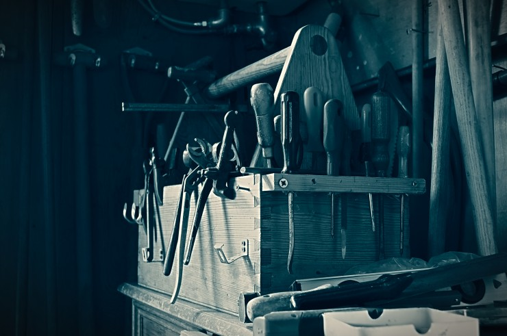 Toolbox taken by Florian Richter