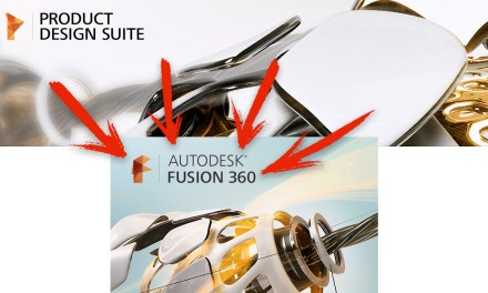 Is this the start of Autodesk Fusion 360 replacing Inventor?