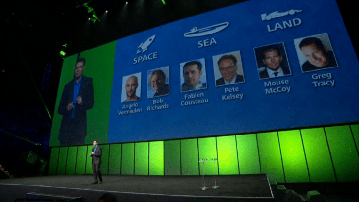 Autodesk University 2014: Mindset Tools to Anticipate, Plan for, and Create the Future