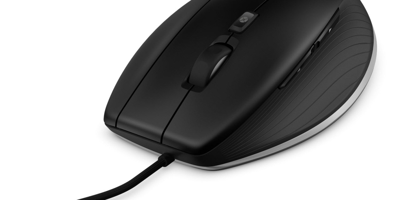 The World's First Mouse for CAD Professionals – 3Dconnexion CadMouse