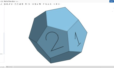 Onshape's Roll of the Dice – Initial Review