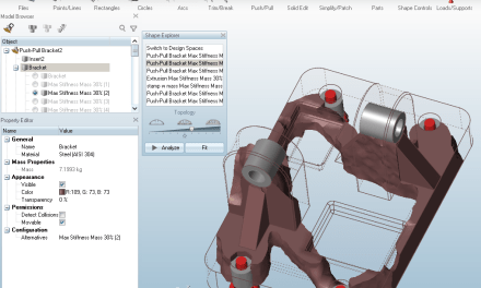 Review: solidThinking Inspire 2014 Test Drive