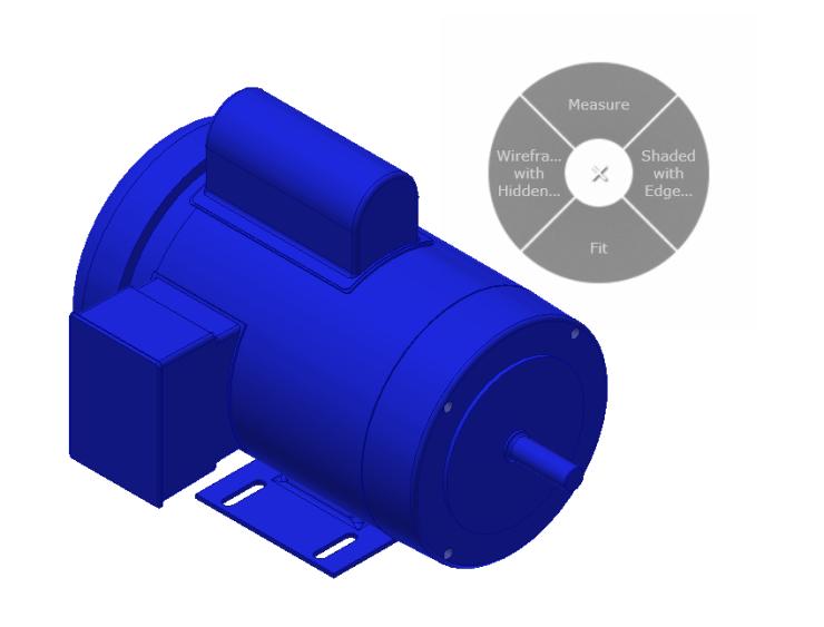 CadMouse - Inventor - Special Button