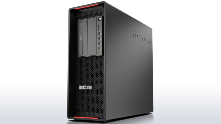 Lenovo ThinkStation P700 Workstation Front View