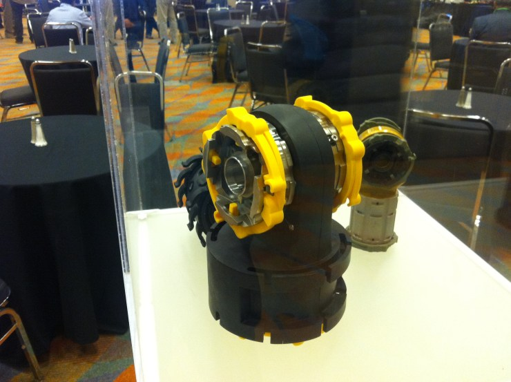 Solid Edge University 2015 Ross Robotics