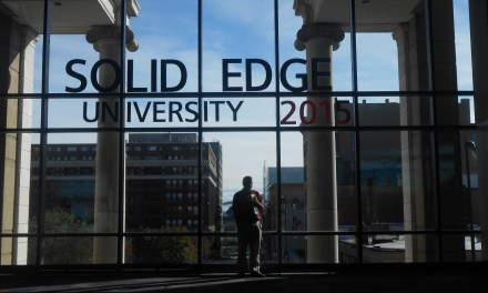 Solid Edge University 2015 Success
