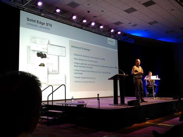 Dan Staples Siemens PLM SE ST8 Enhanced Drawings