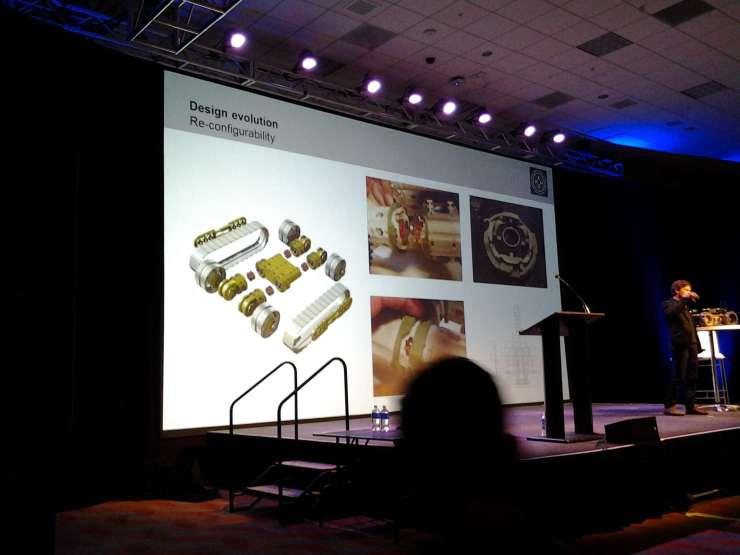 Solid Edge University 2015 Keynote Ross Robotics