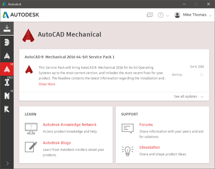 Autodesk Home