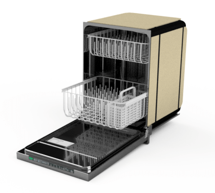 Dishwasher Inventor Studio 4 minutes