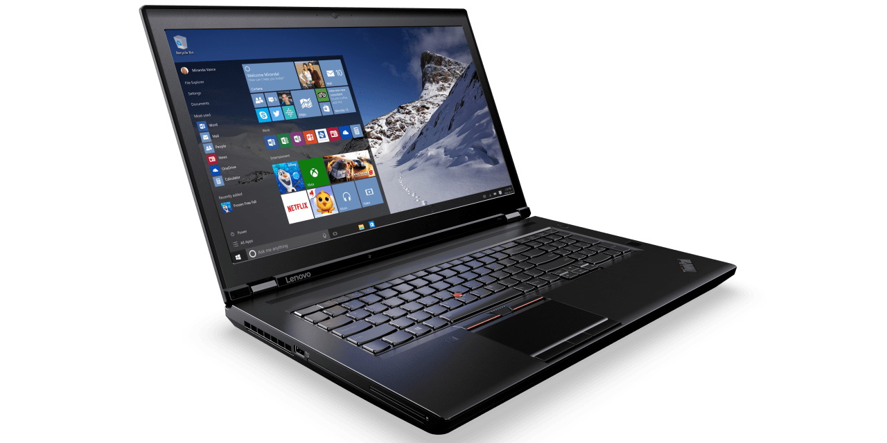 A Review of the Lenovo ThinkPad P70