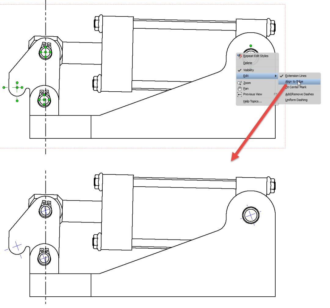 INV2017 R2 - Align Multi Center Marks