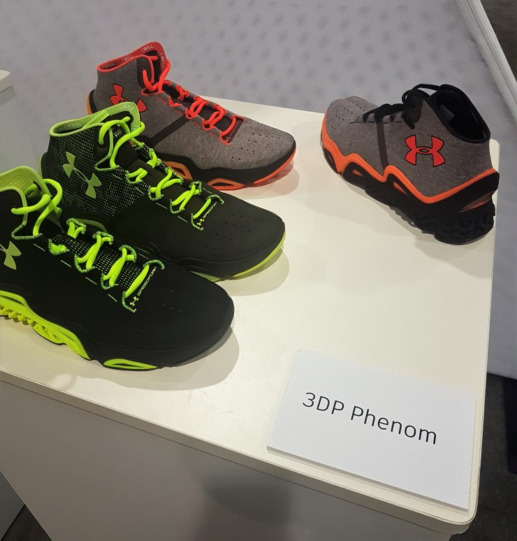 AU16 Under Armour Architect 3DP Phenom
