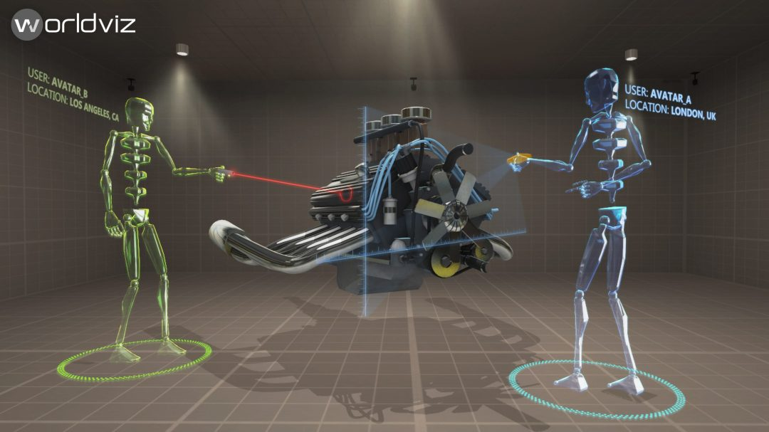 Virtual Reality with Skofield