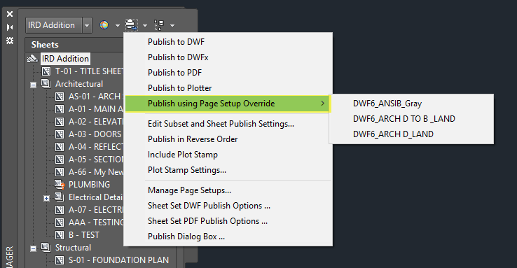Sheet-Set-Manager-Publish-Use-Page-Setup