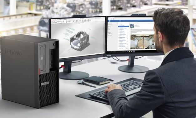 Smaller Just Got Better – Lenovo Thinkstation P330
