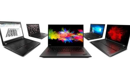 Lenovo Unveils New ThinkPad P Series Portfolio