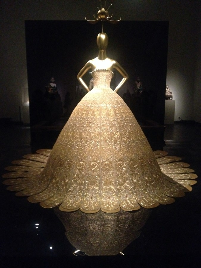 TBT – Gold Lamé Fabulous