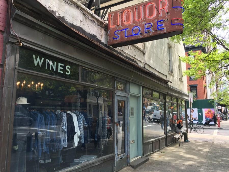 J. Crew Men's Store
