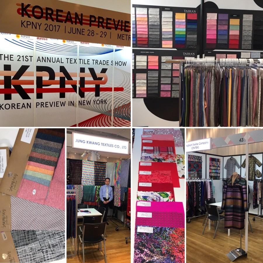 Korea + New York